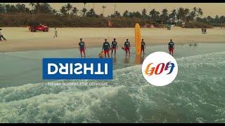 Goa in Safe Hands - DRISHTI Lifesavers