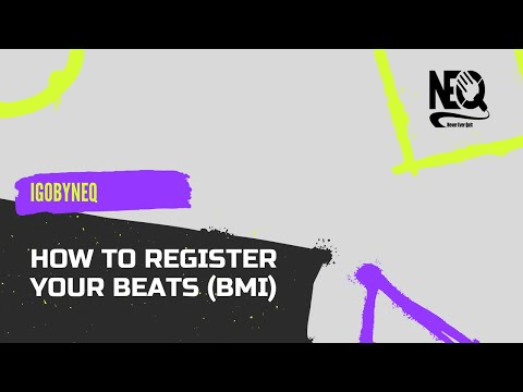 How to register your beats (BMI)