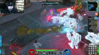 Team Wired  Marvel Heroes - Star-lord Rolling Into Some Cosmic Chaos  Twitch Re