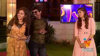 4 Ponnu Oru Paiyan - Amudhavanan's Fun With Girls - Game Show - Promo