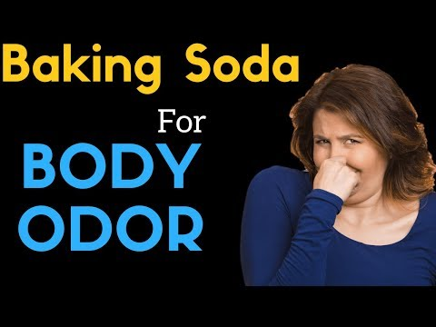 Baking Soda For Body Odor You Can Use to Stop it Naturally