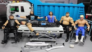 WWE ACTION FIGURE SURGERY! EP. 21!