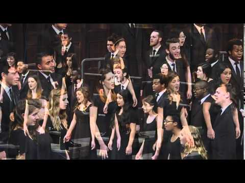 Riverside City College Chamber Singers - Sitivit anima mea