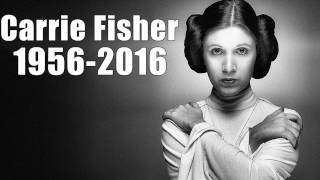 Carrie Fisher, Princess Leia From