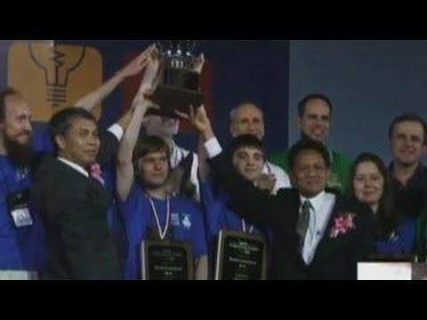 Петербургские студенты в очередной раз выиграли чемпионат мира по программированию