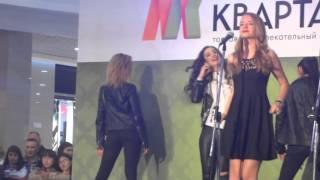 Виктория Дайнеко в Иркутске ТЦ Модный Квартал 07 09 2013