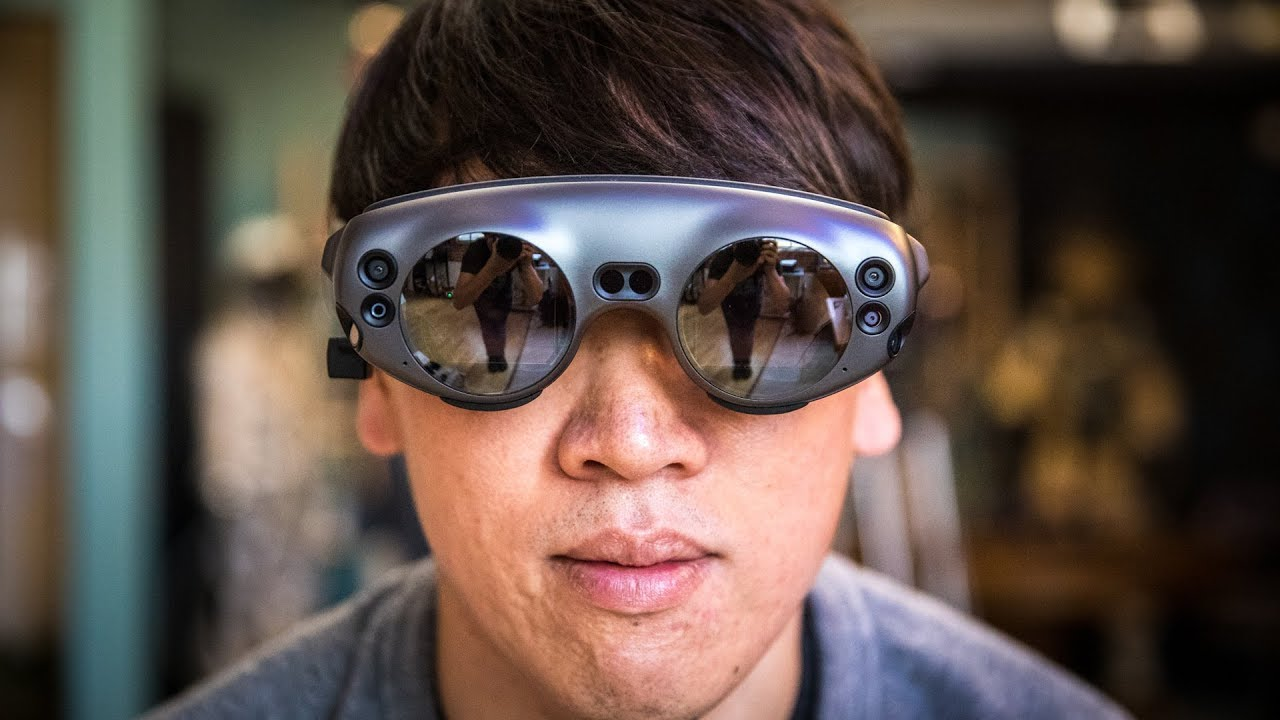 Image result for magic leap