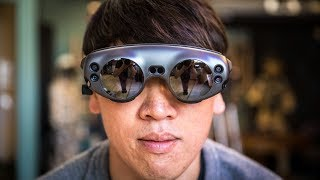 Tested: Magic Leap One Augmented Reality Review!