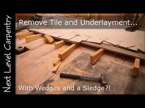 How To Remove Ceramic Tile And