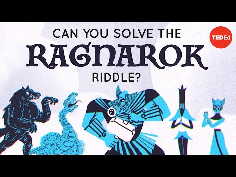 Video image: Can you solve the Ragnarok riddle? - Dan Finkel
