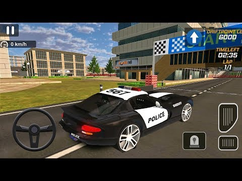 police-drift-car-driving-simulator-(department-hummer-police)-android-gameplay-[fhd]-#13