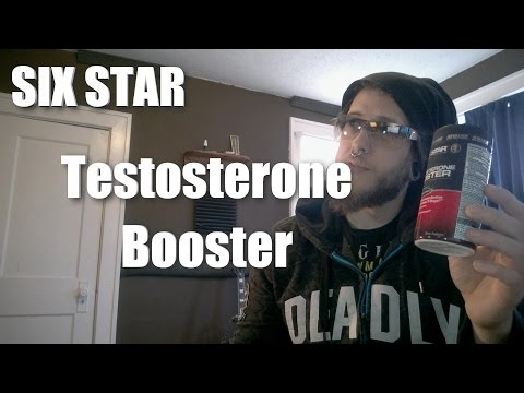 Six Star TESTOSTERONE BOOSTER - Review/Test