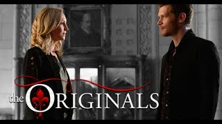 The Originals 5x01 (Where You Left Your Heart) - Klaus and Caroline in France