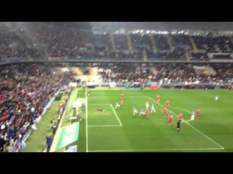 Málaga 3-2 Sevilla Duda Penalty (1-0 min. 31)