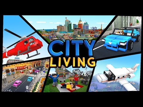 City Living - Trailer (Minecraft Map)