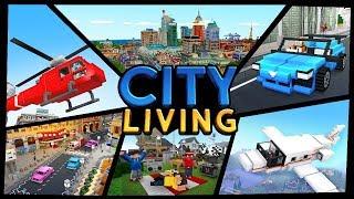 City Living - Trailer (Minecraft Map)