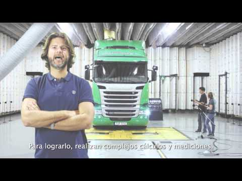 Avanzando: nuevas actualizaciones Scania, ahorro de un 3% de combustible