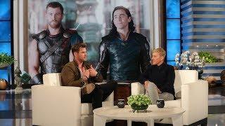 Baixar Chris Hemsworth Has No Idea What Happens in 'Avengers: Endgame'