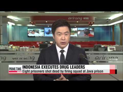 Australia Condemns Indonesia For Mass Execution Of Drug Smugglers   인도네시아, 또 외국인
