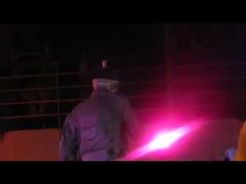 BSB Cruise 2014 - Halloween Night - Howie