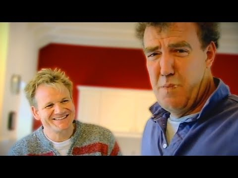 Thumbnail: Gordon makes Lobster and Aioli with Jeremy Clarkson - The F Word