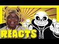 Way Deeper Down | Undertale Skeleton Rap by The Stupendium | Song Reaction