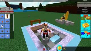 Nous construisons un bateau-Roblox-Construire un bateau pour le trésor