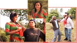 गाउँमा दादागिरी गर्नेको हालत यस्तो भयो || Meri Bassai Best comedy clip || magne budo, Bandre