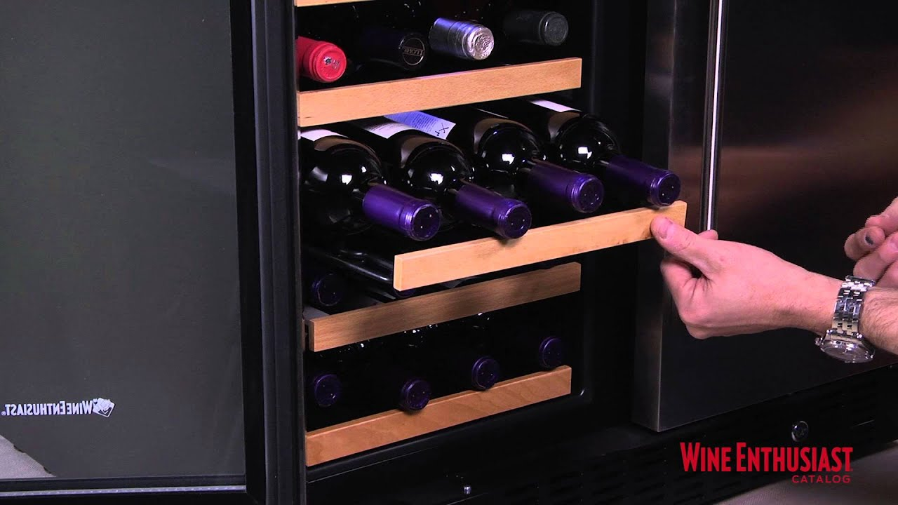 Nu0027FINITY PRO HDX Wine and Beverage Center & Nu0027FINITY PRO HDX Wine and Beverage Center - YouTube