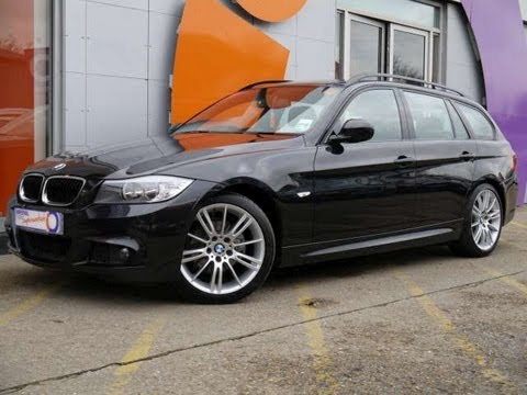2010 bmw 318i m sport business edition touring for sale in hampshire youtube. Black Bedroom Furniture Sets. Home Design Ideas