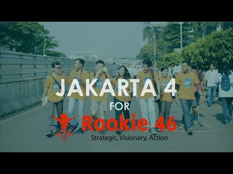 Jakarta 4 for #Rookie46Challenge (2018)