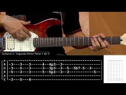 Rosanna - Toto (aula de guitarra)