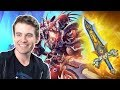 (Hearthstone) Forging the Dragonblade