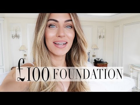 THE BEST FOUNDATION IN THE WORLD | Lydia Elise Millen