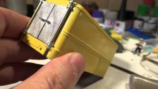 Dinky toys Simca Cargo