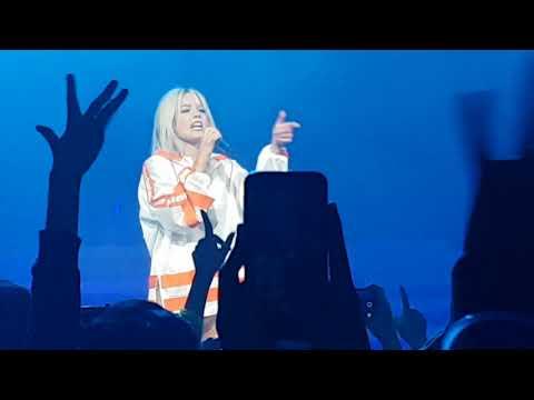 Halsey - 100 Letters (Live HFK Tour Chile)