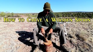 How to Carve a Wooden Spoon - Nomadic Craftsman