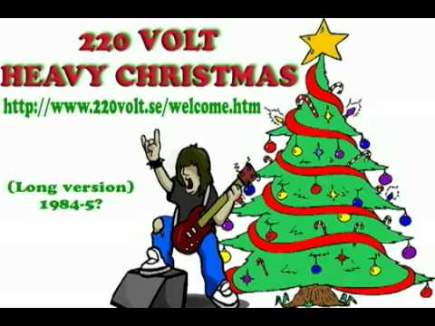 220 VOLT - HEAVY CHRISTMAS