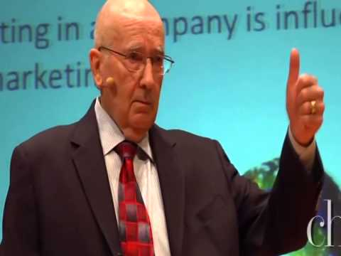 Philip Kotler    CEO's View of Marketing
