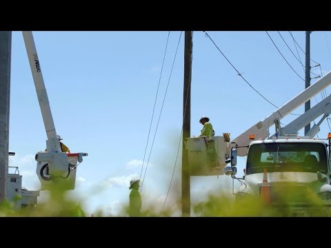 The Powering America Team: The Other First Responders After Hurricane Irma