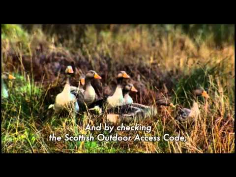 Scottish Outdoor Access Code - TV ad 1 (with subtitles)