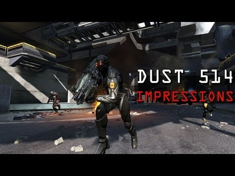 Dust 514 Impressions (Captured with AverMedia Game Capture HD II)