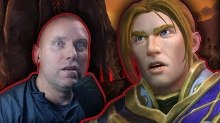 THE SECRETS OF SILITHUS - Swifty WoW 7.3.5 Cinematic Reactions (Alliance/Horde) & Silithus Quests