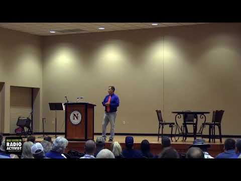 Mark Harrington at Go Therefore Conference in Lima Ohio