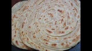 Parotta Recipe  How to make Layered Soft Parotta in kannada