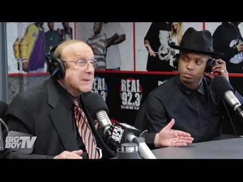 Clive Davis, Avery Wilson, and Sean Garret FULL INTERVIEW | BigBoyTV
