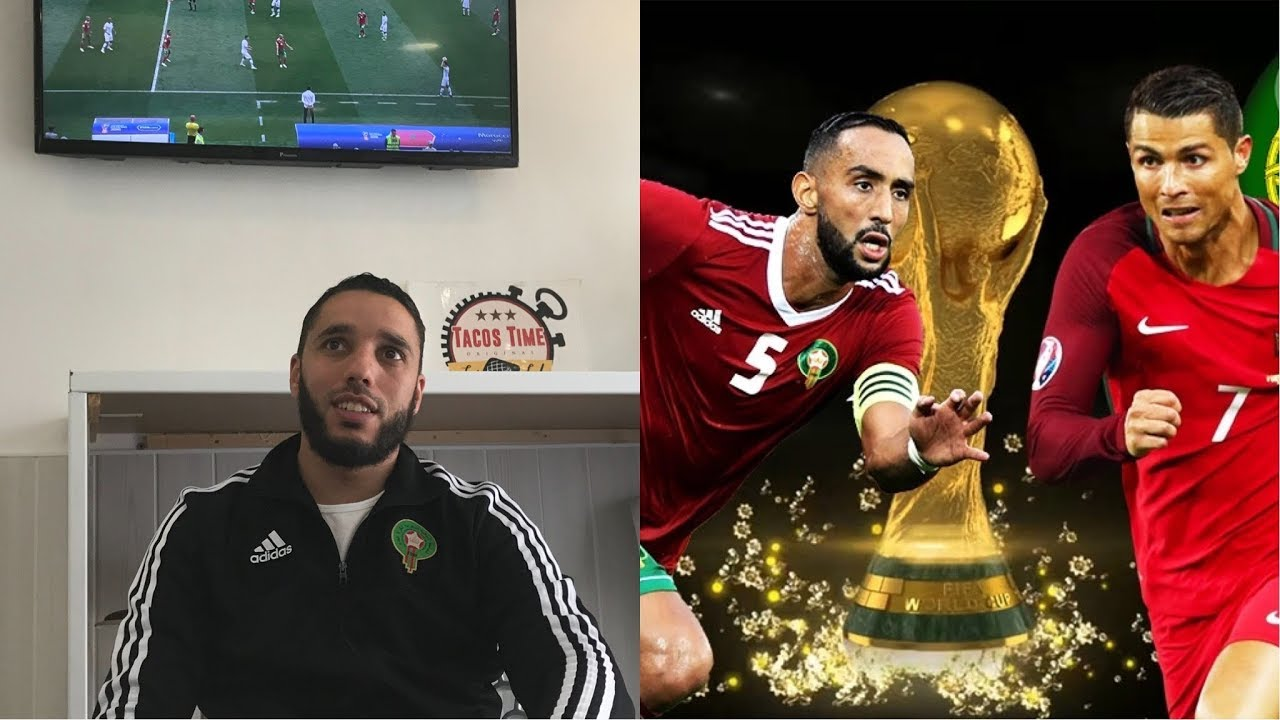 MAROC-PORTUGAL.. LE FOOT LICITE ? Rachid ELJAY