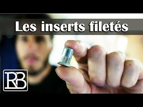 Présentation Inserts Filetés - Outillage // ⓇⒷ