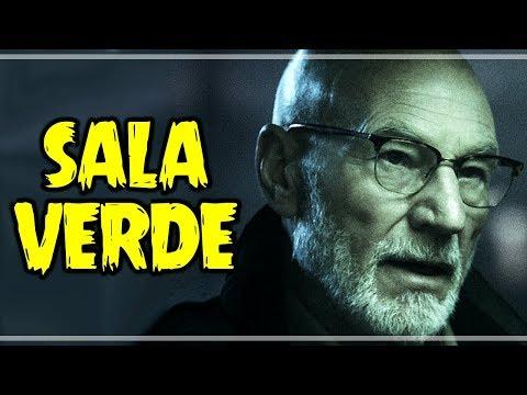 Trailer do filme Sala Verde