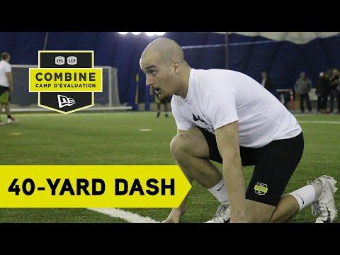 2019 National Combine: 40-yard dash